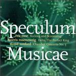 Speculum Musicae Performs Music By Emerging Composers
