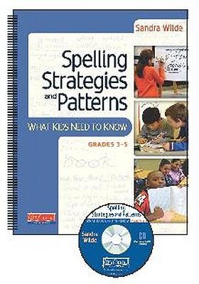 Spelling Strategies and Patterns - Wilde, Sandra