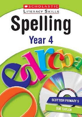 Spelling: Year 4 - Raby, Charlotte
