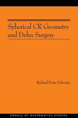 Spherical Cr Geometry and Dehn Surgery - Schwartz, Richard Evan