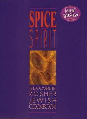 Spice and Spirit - Regular - Lubavitch Womens Cookbook Publications