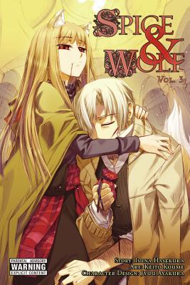 Spice and Wolf, Volume 3 - Hasekura, Isuna, and Koume, Keito