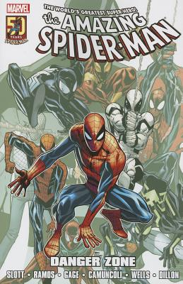 Spider-Man: Danger Zone - Slott, Dan (Text by), and Gage, Christos (Text by), and Wells, Zeb (Text by)