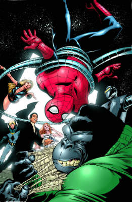 Spider-Man Family: Untold Team-Ups - Eliopoulos, Chris, and Parker, Jeff, and Grevioux, Kevin