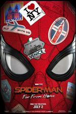 Spider-Man: Far From Home [Includes Digital Copy] [4K Ultra HD Blu-ray] - Jon Watts