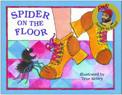 Spider on the Floor - Raffi