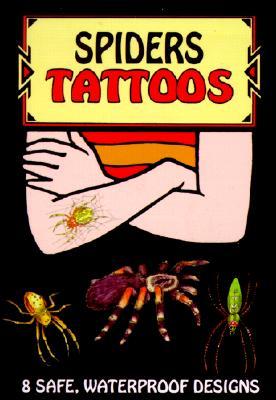 Spiders Tattoos - Sovak, Jan