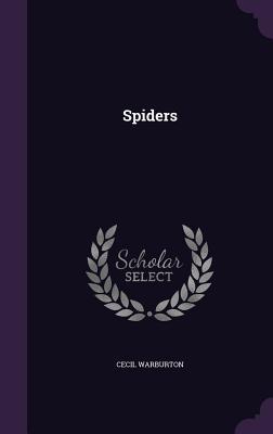 Spiders - Warburton, Cecil