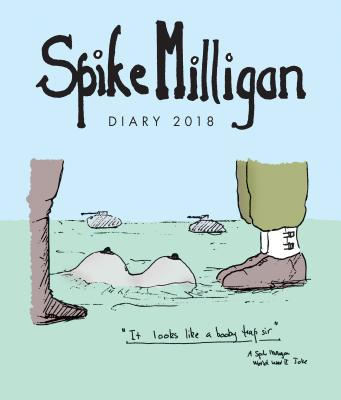 Spike Milligan Desk Diary 2018 - Flame Tree Studio (Creator)
