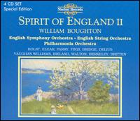 Spirit of England II - Martin Jones (piano); William Boughton (conductor)