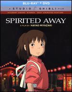 Spirited Away [Blu-ray/DVD] [2 Discs] - Hayao Miyazaki