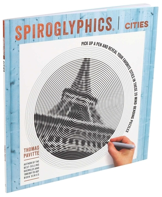 Spiroglyphics: Cities - Pavitte, Thomas