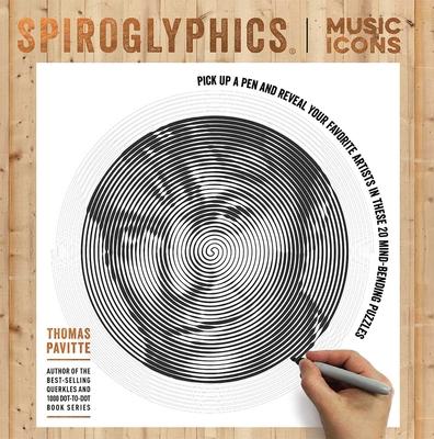 Spiroglyphics: Music Icons - Pavitte, Thomas
