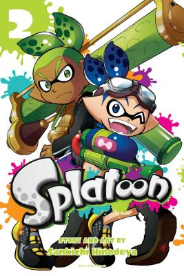 Splatoon, Vol. 2 - Hinodeya, Sankichi