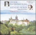 Spohr: Double String Quartet No. 1, Op. 65; Mendelssohn: String Octet, Op. 20