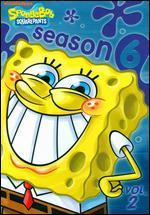 SpongeBob SquarePants: Season 6, Vol. 2 [2 Discs]