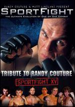 Sportfight XV: Tribute to Randy Couture
