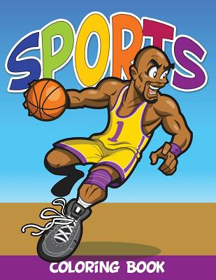 Sports Coloring Book - Publishing LLC, Speedy