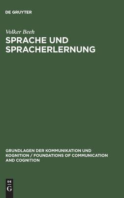 Sprache Und Spracherlernung - Beeh, Volker