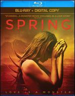 Spring [Blu-ray] - Aaron Moorhead; Justin Benson