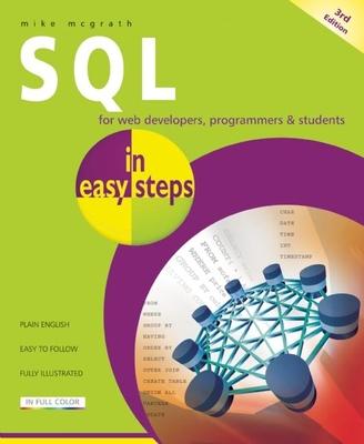 SQL in Easy Steps - McGrath, Mike