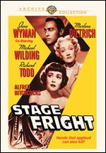 Stage Fright - Alfred Hitchcock