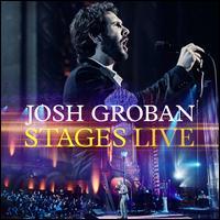 Stages Live [CD/BR] - Josh Groban