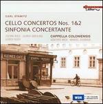 Stamitz: Cello Concertos Nos. 1 & 2; Sinfonia Concertante