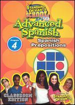 Standard Deviants School: Advanced Spanish, Program 4