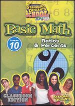 Standard Deviants School: Basic Math, Program 10