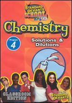 Standard Deviants School: Chemistry, Program 4