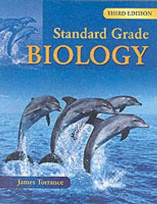 Standard Grade biology - Torrance, James