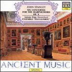 Stanley: Harpsichord Concertos Op.10