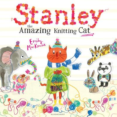 Stanley the Amazing Knitting Cat -