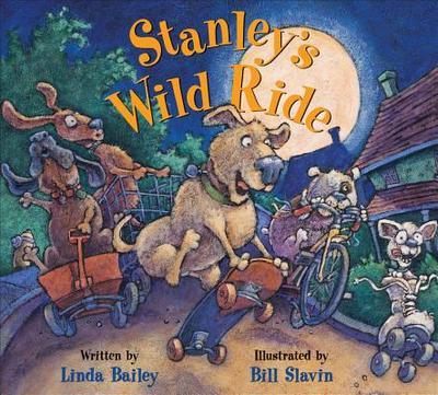 Stanleys Wild Ride - Bailey, Linda