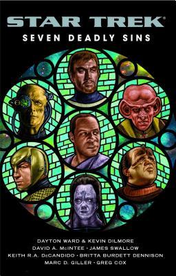 Star Trek: Seven Deadly Sins - Clark, Margaret (Editor)