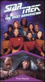 Star Trek: The Next Generation: Final Mission