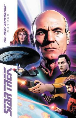 Star Trek: The Next Generation Omnibus - Tischman, David