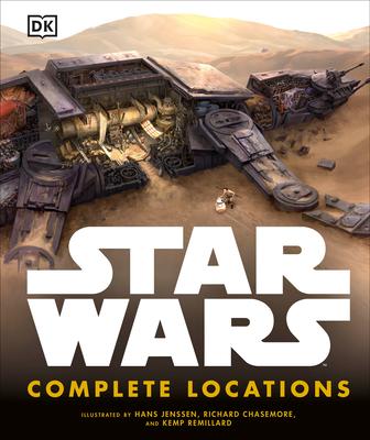 Star Wars: Complete Locations - DK