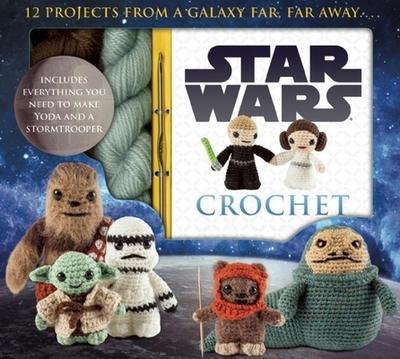 Star Wars Crochet - Collin, Lucy