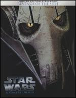 Star Wars: Episode III - Revenge of the Sith [Blu-ray] [Steelbook] - George Lucas