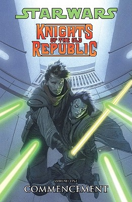 Star Wars Knights of the Old Republic Volume 1: Commencement - Miller, John Jackson, and Ching, Brian (Illustrator), and Foreman, Travel (Illustrator)