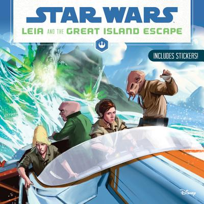 Star Wars: Leia and the Great Island Escape - Fry, Jason