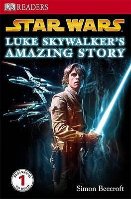 Star Wars Luke Skywalker's Amazing Story - DK