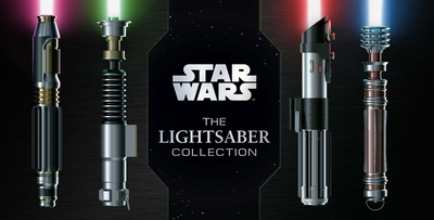 Star Wars: The Lightsaber Collection: Lightsabers from the Skywalker Saga, the Clone Wars, Star Wars Rebels and More (Star Wars Gift, Lightsaber Book) - Wallace, Daniel