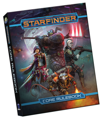 Starfinder Rpg: Starfinder Core Rulebook Pocket Edition - Sutter, James L, and McCreary, Rob, and Stephens, Owen K C