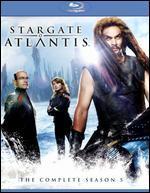 Stargate Atlantis: The Complete Season 5 [5 Discs] [Blu-ray]