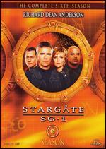 Stargate SG-1: The Complete Sixth Season [5 Discs] -