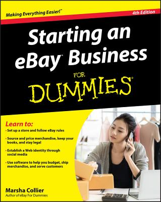 Starting an eBay Business For Dummies - Collier, Marsha