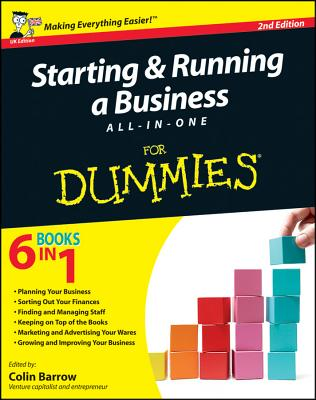 Starting and Running a Business All-in-One For Dummies - Barrow, Colin (Editor)
